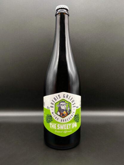 bouteille bière sweet IPA brebis galeuse 75cl