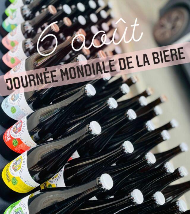 6 août : journée mondiale de la biere 🥳 et pour l'occasion, nous serons présents à partir de 16h30 et jusque 20 heures aux Polofolies de Saint-Pol-sur-Ternoise. A tout a l'heure 👋 #saintpolsurternoise #polofolies #beer